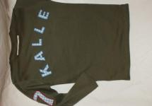 T-Shirt-Kalle