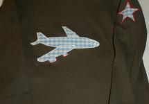 T-ShirtFlugzeug